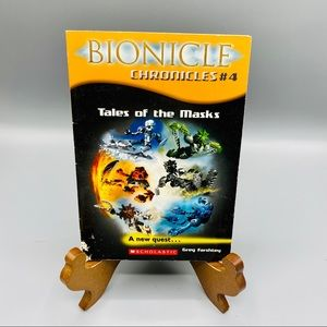 Bionicle Chronicles #4 Book